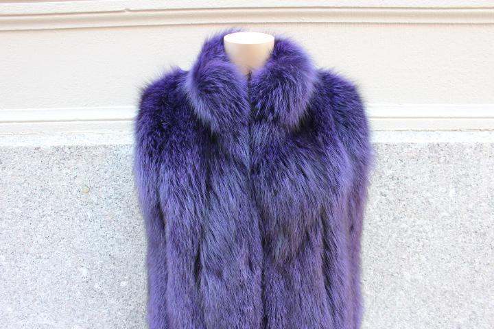 Fox vest