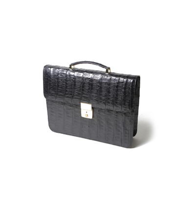 Crocodile Attache case