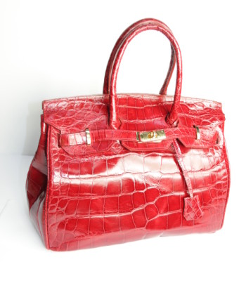 Alligator Hand Bag