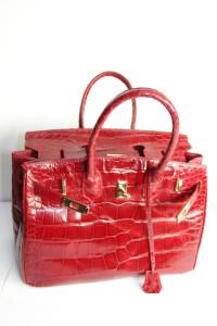 Alligator Hand Bag