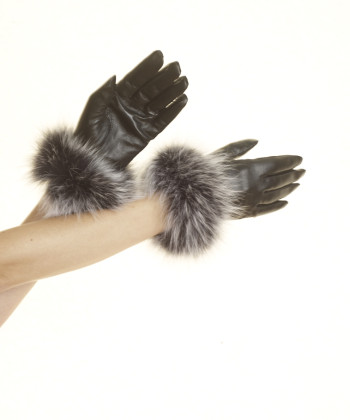 GLOVES Leather fox's