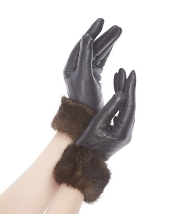 mink GLOVES