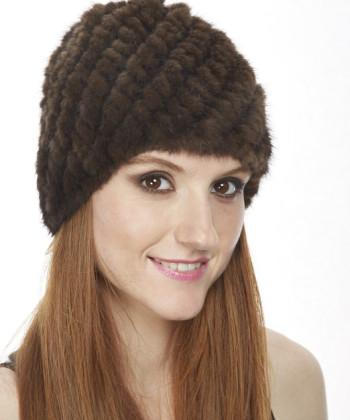 mink hats