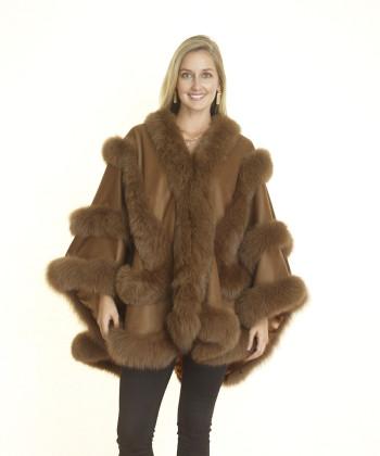 Cape cashmere fox's