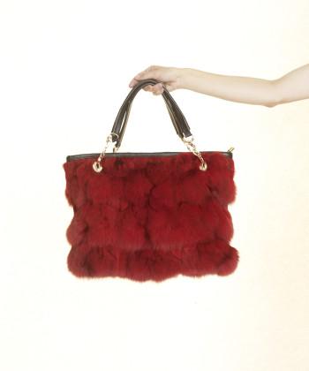 Fox's Hand Bag